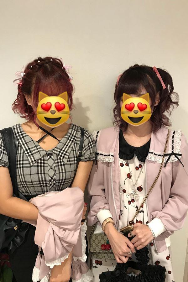 ウレアで行っている、イベント参加に向けてのヘアセット