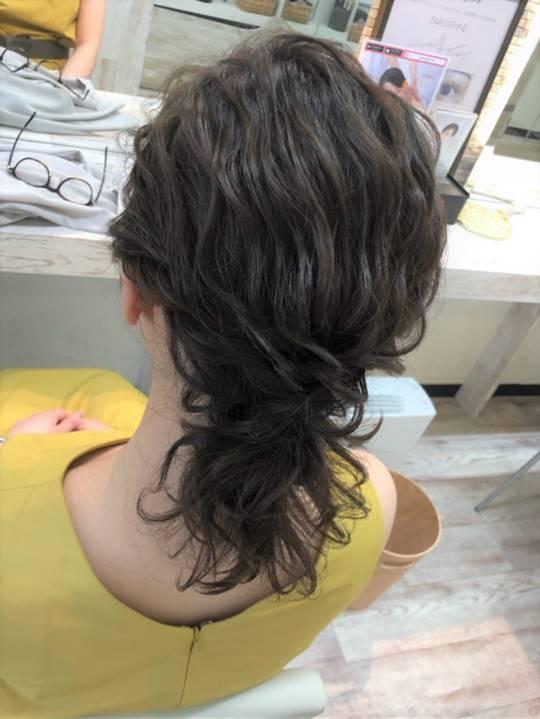 ウレアのヘアアレンジ参考画像