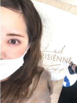 札幌ウレアのパリジェンヌラッシュリフトのイメージ写真